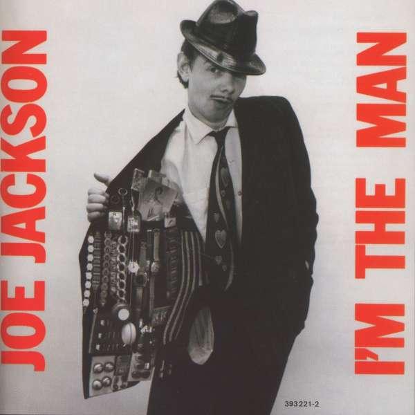 JOE JACKSON - I'm The Man - CD