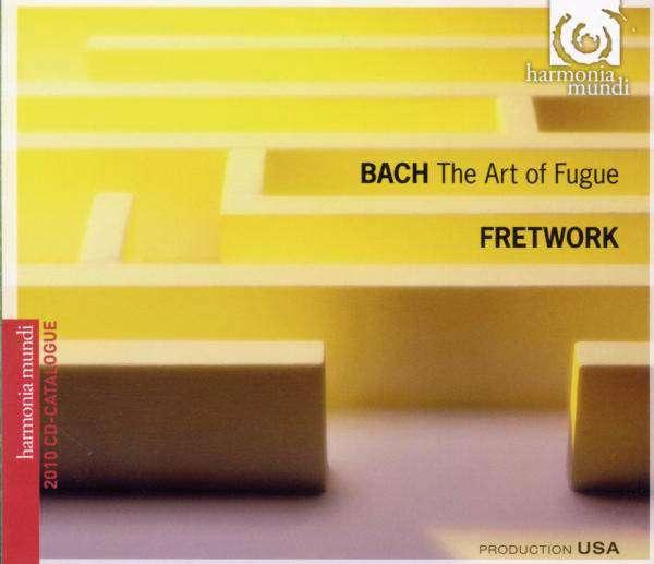 bach - Bach : Art de la Fugue - Page 2 0093046629625