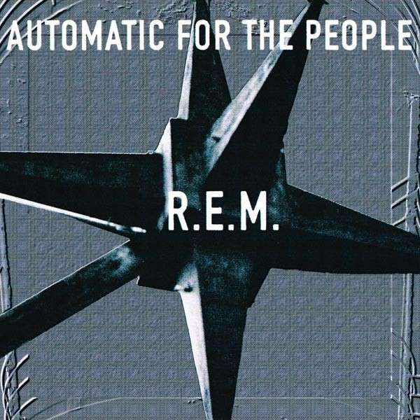 R.E.M - Automatic For The People Record