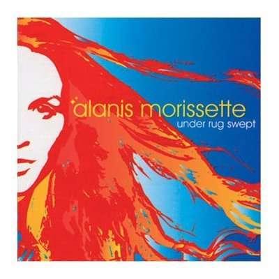 Alanis Morissette Under Rug Swept Cd