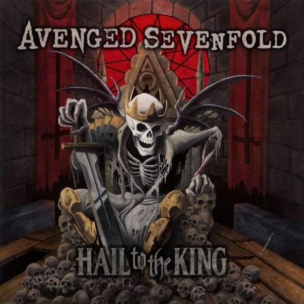 AVENGED SEVENFOLD - Hail To The King - 33T x 2