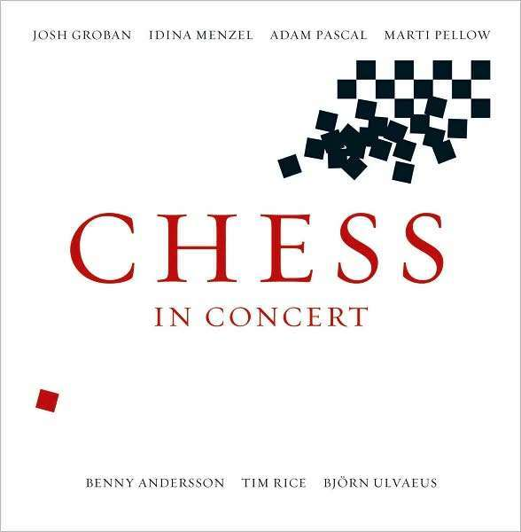 BENNY ANDERSSON , TIM RICE , BJÖRN ULVAEUS - Chess In Concert - CD x 2