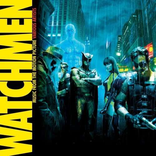 SOUNDTRACK - Watchmen