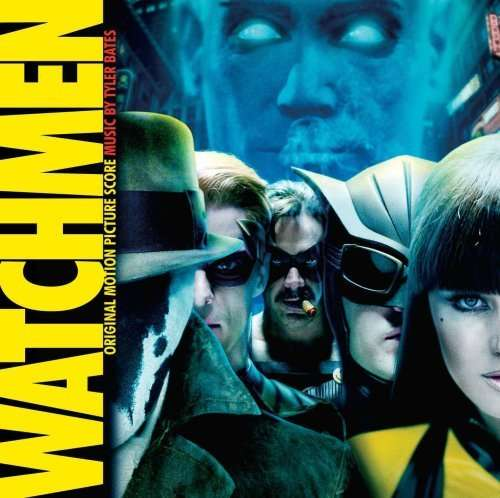 Watchmen - SOUNDTRACK Score Album