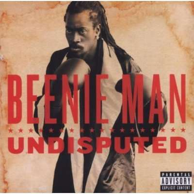 BEENIE MAN - Undisputed - CD