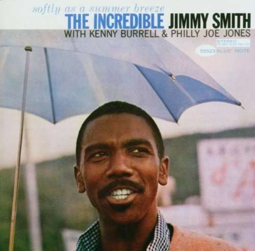 JIMMY SMITH - Softly As A Summer Breeze - CD