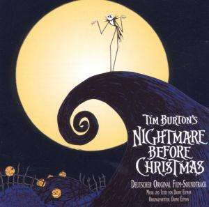 Nightmare Before Christmas (Deutscher Original Soundtrack) auf CD