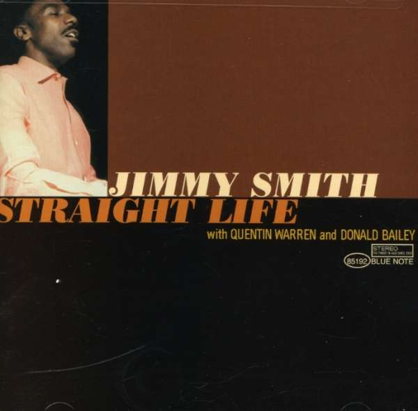 JIMMY SMITH - Straight Life - CD