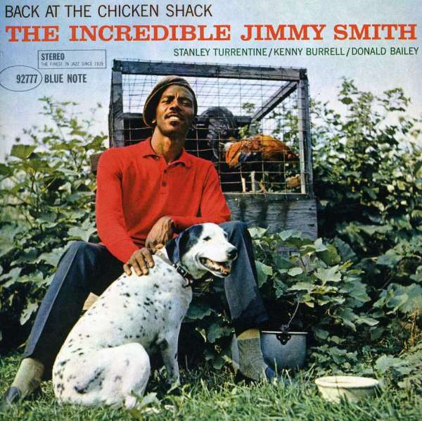 JIMMY SMITH - Back At The Chicken Shack - CD