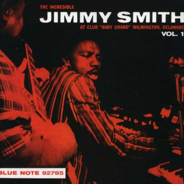 JIMMY SMITH - Live At The Club Baby Grand, Volume 1 - CD
