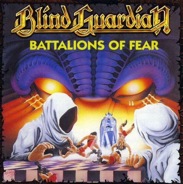 BLIND GUARDIAN - Battalions Of Fear - CD