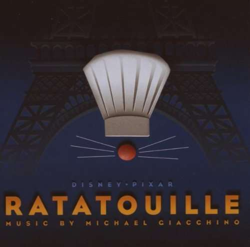 MICHAEL GIACCHINO - Ratatouille (An Original Walt Disney Records Soundtrack) - CD