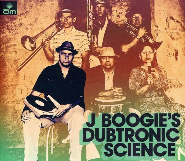 J BOOGIE'S DUBTRONIC SCIENCE - Undercover - CD