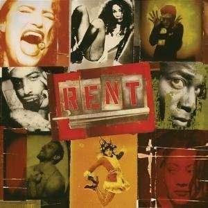 JONATHAN LARSON - Rent - Original Broadway Cast Recording - CD x 2