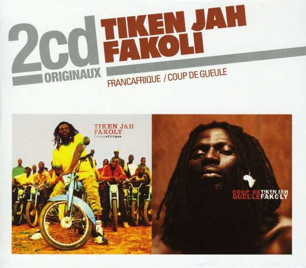 Tiken Jah Fakoly: Francafrique/Coup De Gueule (2 CDs)