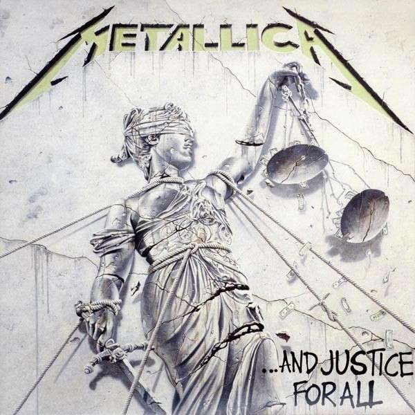 METALLICA - ...And Justice For All - Coffret 33T