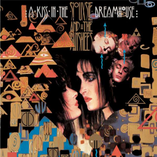 SIOUXSIE AND THE BANSHEES - A Kiss In The Dreamhouse - CD