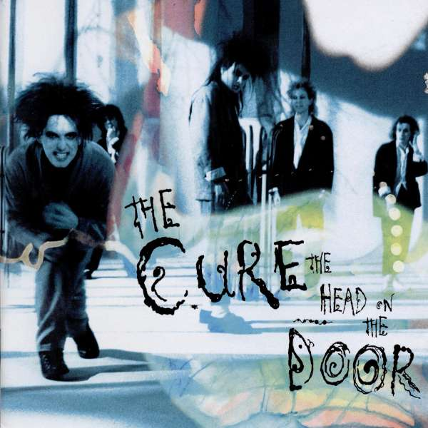 CURE, THE - The Head On The Door - CD x 2
