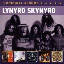LYNYRD SKYNYRD - 5 Original Albums - CD Box Set