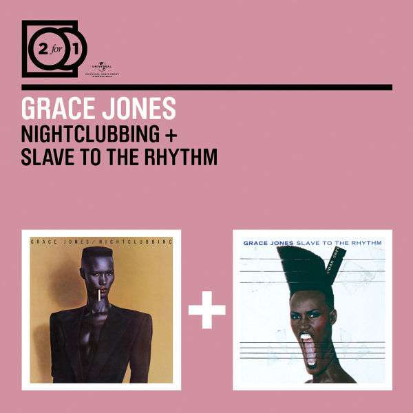 GRACE JONES - Nightclubbing / Slave To The Rhythm