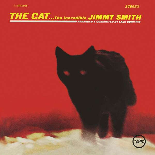INCREDIBLE JIMMY SMITH, THE - The Cat - 33T