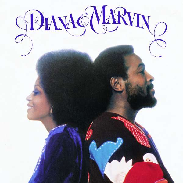 DIANA ROSS & MARVIN GAYE - Diana & Marvin - CD