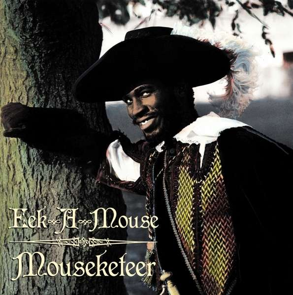 EEK-A-MOUSE - Mouseketeer - 33T