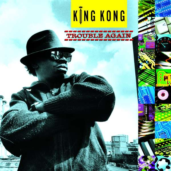 KING KONG - Trouble Again - 33T