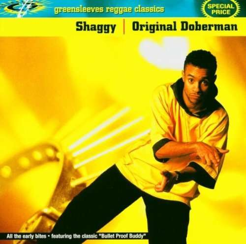 SHAGGY - Original Doberman - CD