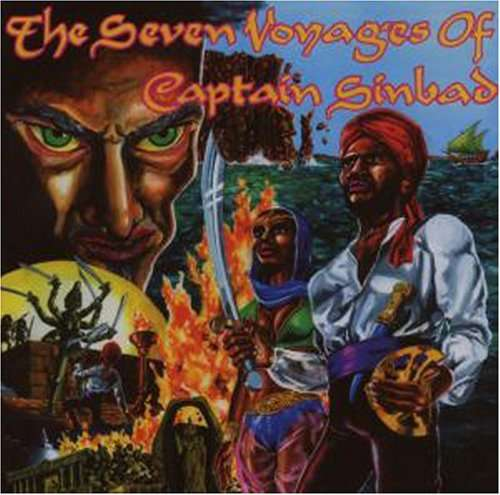 CAPTAIN SINBAD - The Seven Voyages Of Captain Sinbad - CD