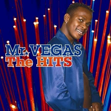 MR. VEGAS - The Hits - CD
