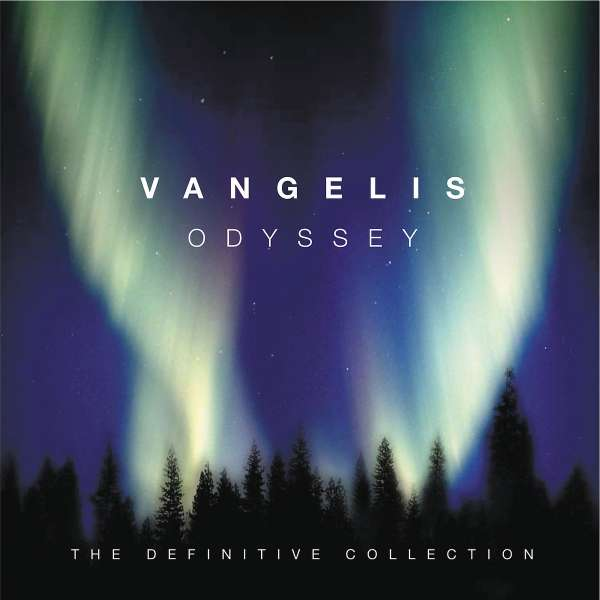 VANGELIS - Odyssey (The Definitive Collection) - CD