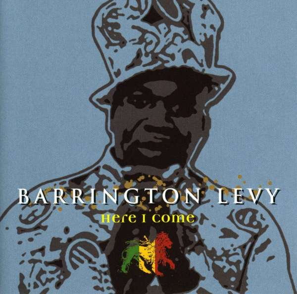 BARRINGTON LEVY - Here I Come - CD