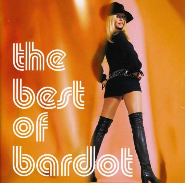 BRIGITTE BARDOT - The Best Of BB - CD