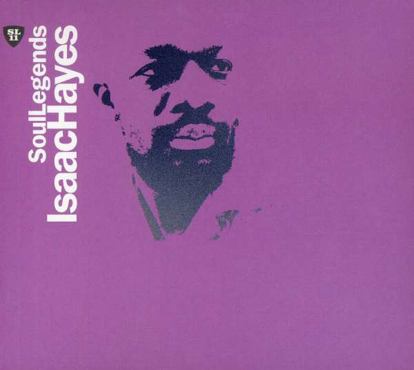 ISAAC HAYES - Soul Legends - CD