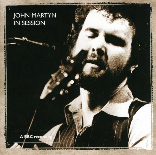 JOHN MARTYN - In Session at the BBC - CD