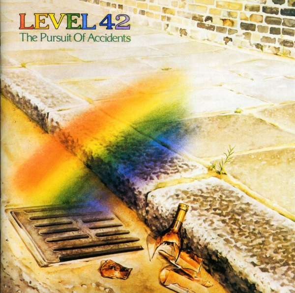 LEVEL 42 - The Pursuit Of Accidents - CD