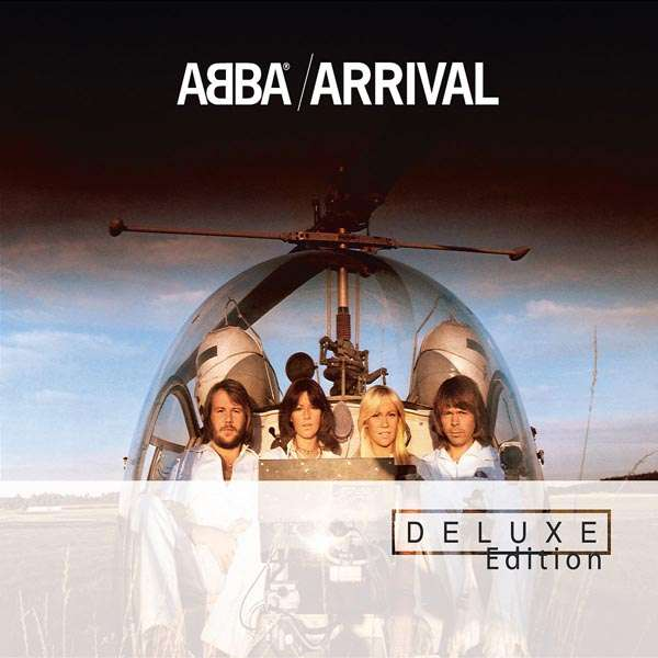 ABBA - Arrival - DVD + 2CD