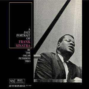 OSCAR PETERSON TRIO, THE - A Jazz Portrait Of Frank Sinatra - CD
