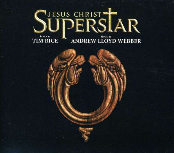 ANDREW LLOYD WEBBER AND TIM RICE - Jesus Christ Superstar: The New Jesus Christ Superstar Recording - CD x 2