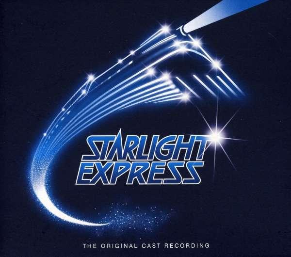 ANDREW LLOYD WEBBER - Starlight Express - CD x 2