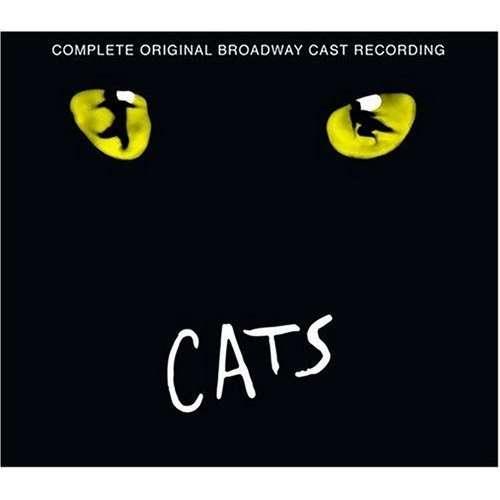 ANDREW LLOYD WEBBER - Cats: Complete Original Broadway Cast Recording - CD x 2