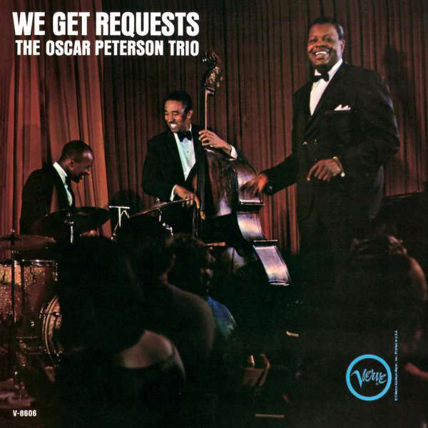 OSCAR PETERSON TRIO, THE - We Get Requests - CD