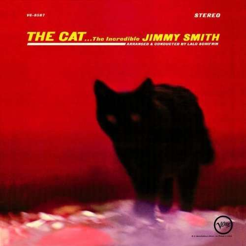 JIMMY SMITH - The Cat - CD