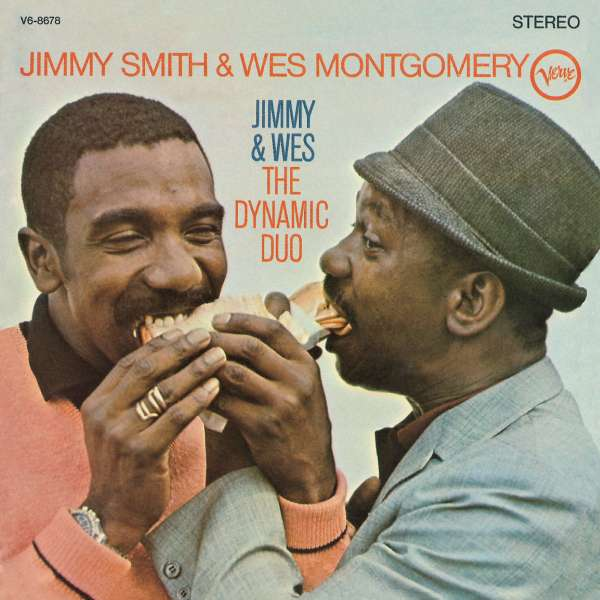 JIMMY SMITH & WES MONTGOMERY - Jimmy & Wes - The Dynamic Duo - CD