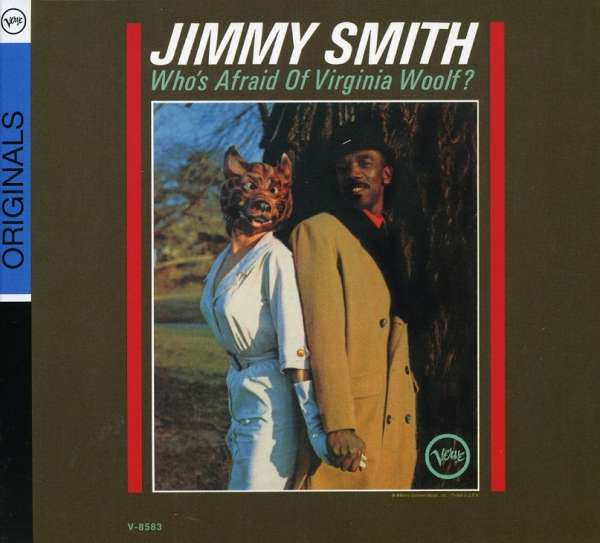 JIMMY SMITH - Who's Afraid Of Virginia Woolf? - CD