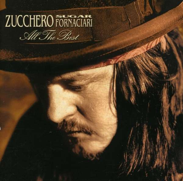 ZUCCHERO SUGAR FORNACIARI - All The Best - CD