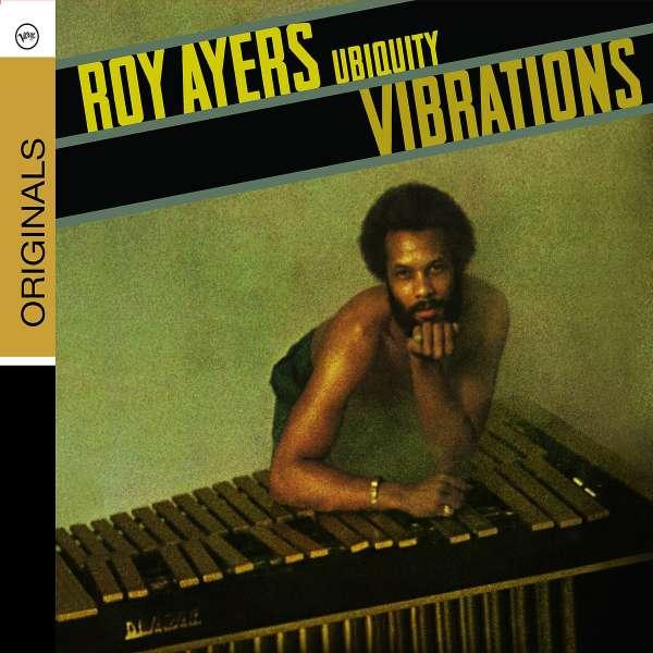ROY AYERS UBIQUITY - Vibrations - CD