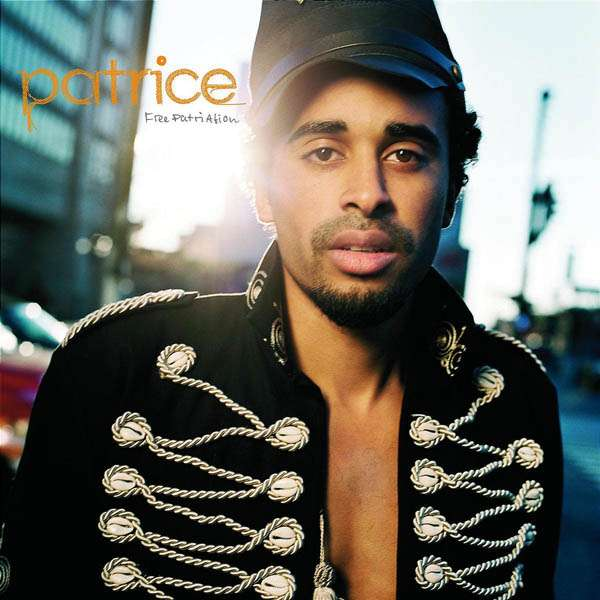 PATRICE - Free Patri-Ation - CD