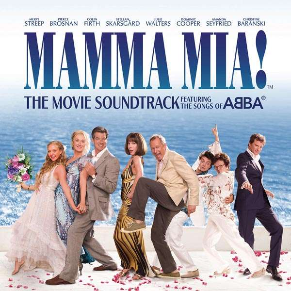SOUNDTRACK - Mamma Mia! The Movie